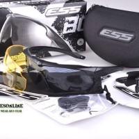 harga Kacamata ess Crossbow outdoor tactical military glasses 3 lens Tokopedia.com