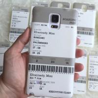 Casing Silicon Hardcase Lenovo K900 / Vibe X2 / Vibe X S960 Boarding