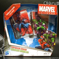 Spiderman & Green Goblin 2-pack Marvel Universe Hasbro