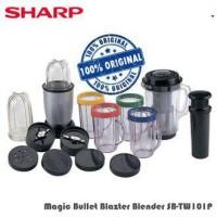 harga Blender Sharp Blazter Sb-tw101p Tokopedia.com