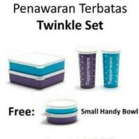 Twinkle Set Tupperware