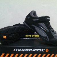 harga Sepatu Sepeda Muddyfox Tour 100 Low Mens Cycling Original Tokopedia.com