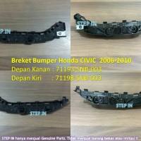 Breket Bumper Depan Honda CIVIC 2006-2010,Bracket Bemper Kanan/Kiri