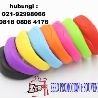 USB FLASHDISK GELANG OVAL DENGAN LOGO/ SLOGAN / PRODUK/NAMA PERUSAHAAN