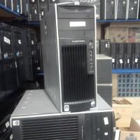 SERVER HP WORKSTATION 6600 DUAL CORE XEON 3.3GHZ X 2 (DOBEL PROC) 1TB