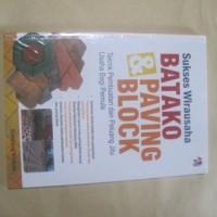 harga Sukses Wirausaha Batako & Paving Block Tokopedia.com
