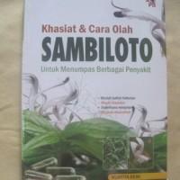 Khasiat & Cara Olah Sambiloto - By Nurfita Dewi