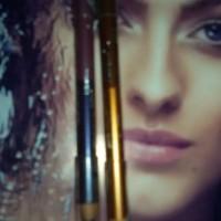 very me doble trouble eye pencil mocha locha dan electric purple