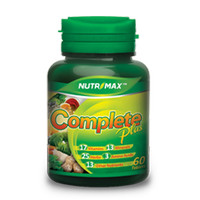 Multivitamin Nutrimax Complete Plus