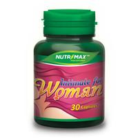Nutrimax Intimate Woman Menormalkan Hormon,Libido,& Kesuburan Wanita