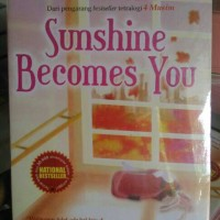 Novel Sunshine Becomes You - Ilana Tan (Harga Diskon)