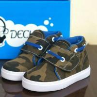 harga Sepatu Anak Genesis Army Decks Tokopedia.com