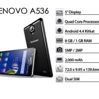 HP LENOVO A536 5