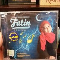 CD V.A. - FATIN AND FRIENDS : 12 LAGU ISLAMI TERBAIK