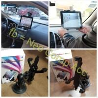 Tablet holder kaca depan mobil