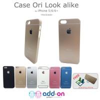 Case iPhone 6 Ori Look Alike Hardcase