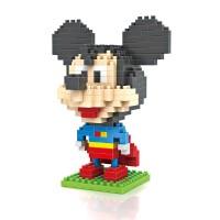 Jual Loz 9419 Mickey Superman Murah