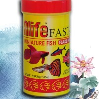 FISH FOOD, PAKAN IKAN, HAI FENG ALIFE FAST-I COLOR FLAKE 30GR
