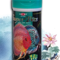 harga FISH FOOD, PAKAN IKAN, HAI FENG DISCUS SUPER BITS GREEN GROW 80GR Tokopedia.com