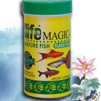 FISH FOOD, PAKAN IKAN, HAI FENG ALIFE MAGIC-I EXCEL FLAKE (GROWTH) 30G