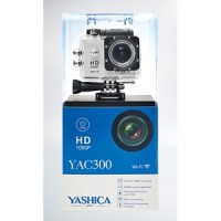 Camera Action Sport Yashica YAC 300 with Wi-Fi and HD 1080P