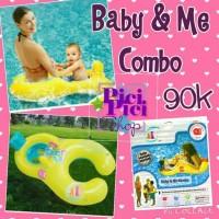 harga Baby And Me Combo/ Pelampung Bayi Tokopedia.com