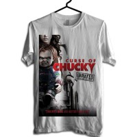 Chucky - Curse Of Chucky Kaos Movie Original Gildan