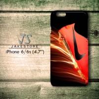 Cool Nike Wallpaper iPhone Case Shoes 4/4s 5/5s 5c 6/6s Plus