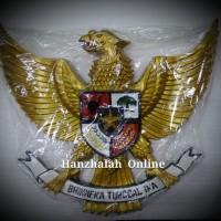 Lambang Garuda Pancasila (Fiber-uk. 40x40cm)