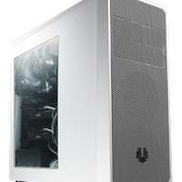 BITFENIX NEOS WINDOW WHITE / SILVER
