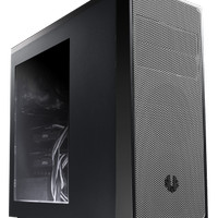 BITFENIX NEOS WINDOW BLACK / SILVER