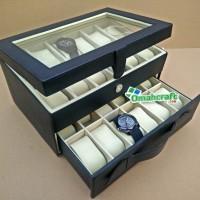 Box Jam Tangan isi 24 / Kotak Jam Tangan isi 24 Susun