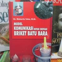 harga Model komunikasi Difusi INovasi BRiket Batu bara Tokopedia.com