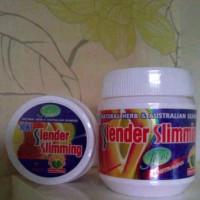 Slender Slimming Pelangsing Tubuh Dan Penurun Berat Badan