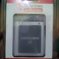 Baterai Smartfren Andromax u2 | Batre / Battery