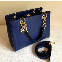 Tas wanita cewek branded fashion handbag bag MK Michael Kors Chyntia