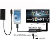Converter Micro USB to ke HDMI Port connector Konektor HP Mobile HDTV