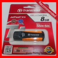 Transcend JetFlash 810 8GB USB 3.0 (Tahan Guncangan dan Air)