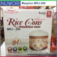 Rice Cooker Maspion MRJ-208 Penanak Nasi 3 In 1