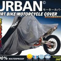 Jual Cover motor URBAN- XTRA JUMBO buat NMAX, PCX, Dirtbike, Supersport,dll Murah