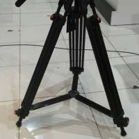 harga Tripod kamera video fluid head pro jieyang jy0508a manfrotto clone Tokopedia.com