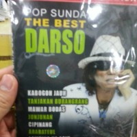 VCD KARAOKE DARSO - THE BEST POP SUNDA