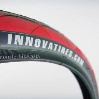 Tires Innovatires 20-451 / 20x1-3/8 Black/Red