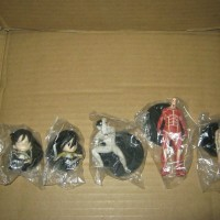 Mikasa Eren Colossal Attack On Titan Petit Chara Isi 5 Action Figure