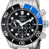 Jam tangan Seiko Seiko Solar SSC017P1 Divers Chronograph