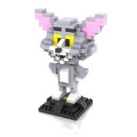 Maina Lego LOZ Tom and Jerry