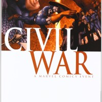 Civil War TP - Mark Millar Comic Komik Marvel Book Avengers English US