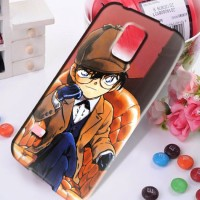 Case Closed Detective Conan Casing Belakang Samsung Galaxy S5 Mini