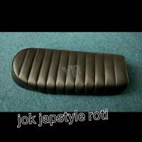 harga Jok Motor Custom Japstyle Model Roti Tokopedia.com
