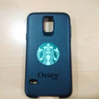 Otterbox Costum Starbuck Samsung galaxy S5 Second